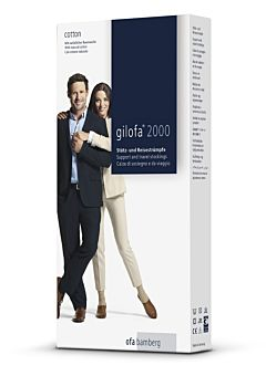 Gilofa 2000 met katoen