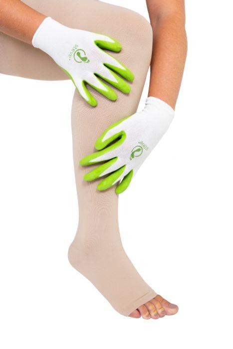 Steunkous handschoenen